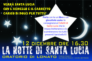 santa lucia oratorio lonato 2014