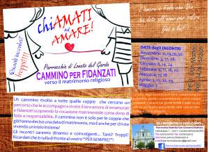 volantino corso fidanzati 2014-15