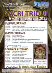 manifesto TRIDUI 2015