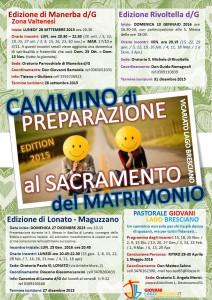 locandina corsi fidanzati vicariali 2015-16